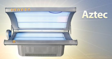 Aztec Sunsource Tanning Salon Equipment / Tanning Beds