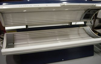 SunStar ZX32 3F & Used Commercial Tanning Beds - Tanning Equipment